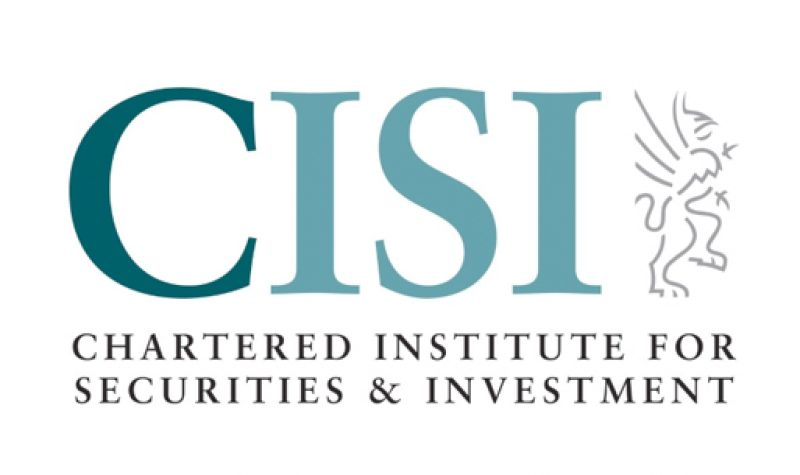 Logo de CISI, Chartered Institute for Securities & Investment